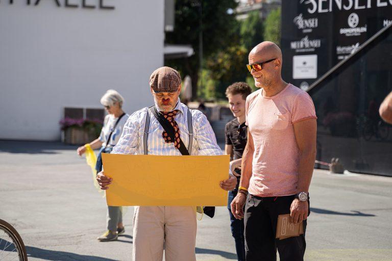 JunA Flashmob 2021